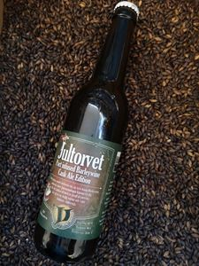 Juletorvet Port Infused Barleywine, Cask Ale Edition
