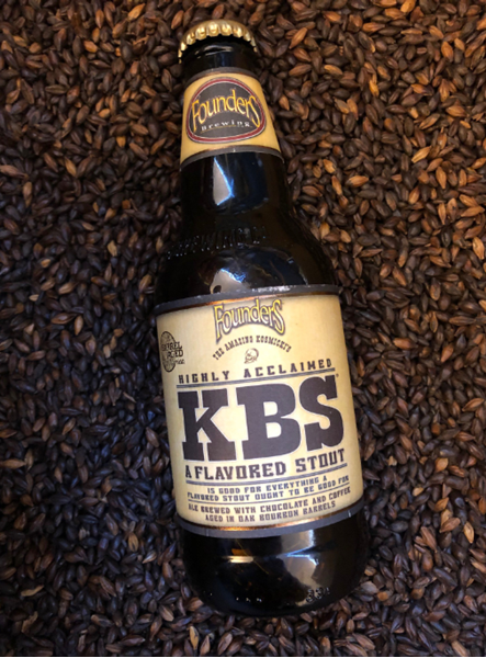 KBS - BA Imperial Stout - Founders Brewing