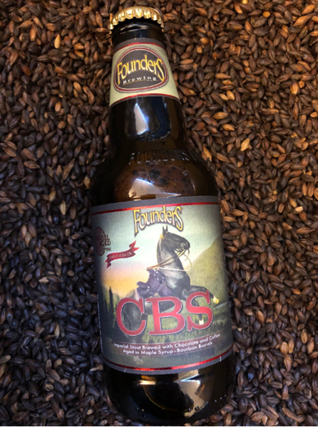 CBS - BA Imperial Stout - Founders Brewing
