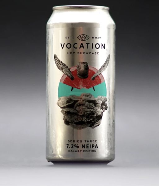 Hop Showcase Galaxy - NEIPA - Vocation Brewery
