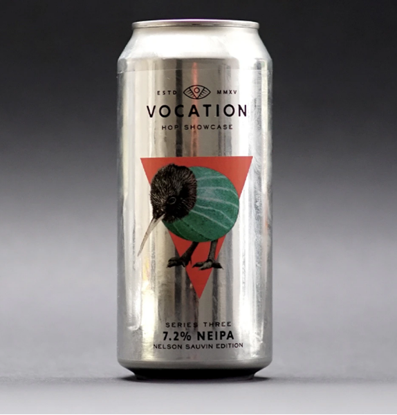 Hop Showcase Nelson Sauvin - NEIPA - Vocation Brewery