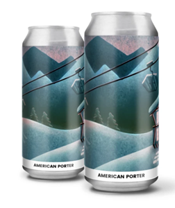 Homeward Bound - American Porter - Alefarm Brewing