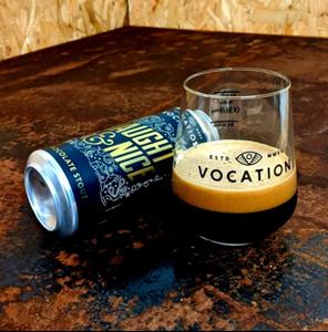 Naughty & Nice - Chocolate Stout - Vocation Brewery