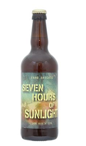 Seven Houers Of Sunlight - DDH Kveik IPA - Fanø Bryghus