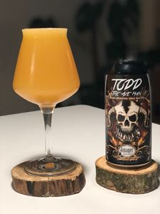Todd The Axe Man - Single Malt IPA - Amager Bryghus