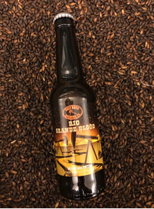 Rio Grande Blood - Dream Cacke Stout - Ugly Duck