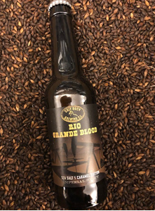 Rio Grande Blood - Sea Salt Caramel Stout - Ugly Duck