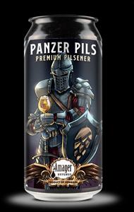 Panzer Pils - German Pilsner - Amager Bryghus