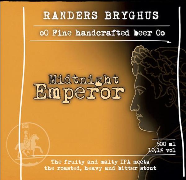 Midtnight Emperor - Black IPA - Randers Bryghus