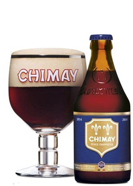 Blue - Strong Ale - Chimay