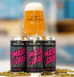 Smash And Grab - DIPA - Vocation Brewery