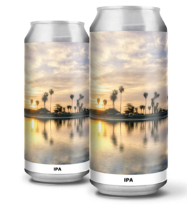 Mornings On Mission Bay - IPA - Alefarm Brewing