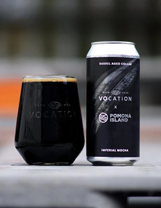 Imperial Mocha - BA Stout - Vocation Brewery