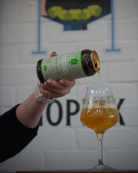 Karabel - West Coast IPA - Thornbridge Brewing - Basqueland