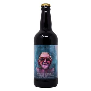 Coffee Puncher - Imperial Dry Stout - Fanø Bryghus