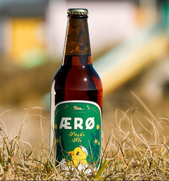 Rise Bryggeri Ærø Påske Ale - 50cl
