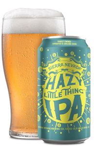 Hazy Litle Thing - Hazy IPA - Sierra Nevada