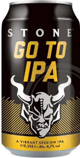 Go To IPA - Session IPA - Stone Brewing
