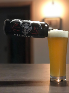 Enter Night - Pilsner - Stone Brewing