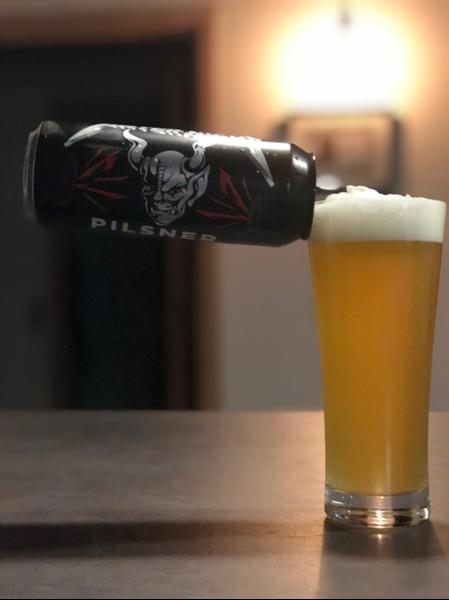 Enter Night - Pilsner - Stone Brewing