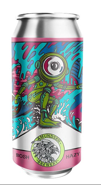 Bosh - Hazy TIPA - Amundsen Brewery