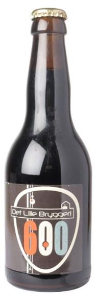 600 Barrel Aged - Imperial Stout - Det Lille Bryggeri