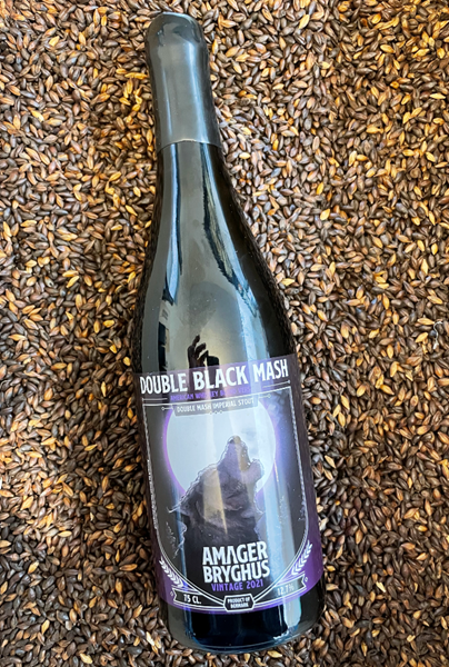 Double Black Mash American Whiskey Blend - BA Imperial Stout - Amager Bryghus