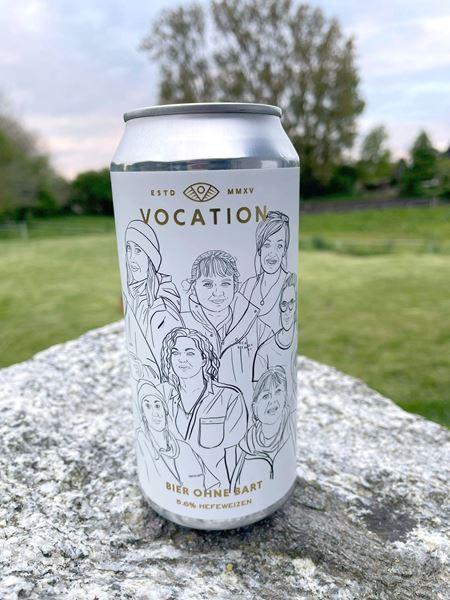Bier Ohne Bart - Hefeweizen - Vocation Brewery