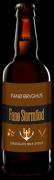 Fanø stormflod fra Fanø Bryghus
