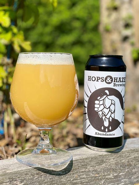 Abundance - DIPA - Hops & Haze Brewing