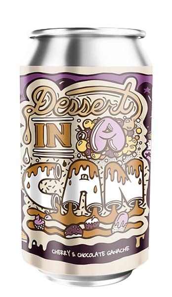 Cherry & Chocolate Ganache- DIAC Stout - Amundsen Bryggeri