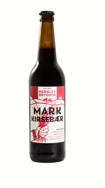 Mark Kirsebær - Wild Ale - Herslev Bryghus
