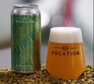 Citra Five Ways - Single Hop IPA - Vocation Brewery