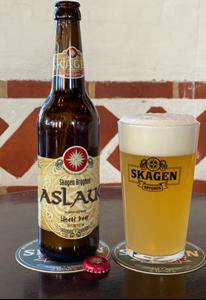 Aslaug Wheat Beer - Skagen Bryghus