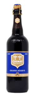 Blue - Strong ale 2017 - Chimay