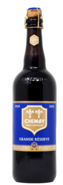 Blue - Strong ale 2018 - Chimay