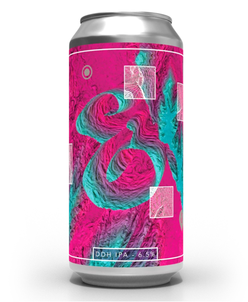 Ampersand Nelson - DDH IPA - Dry & Bitter