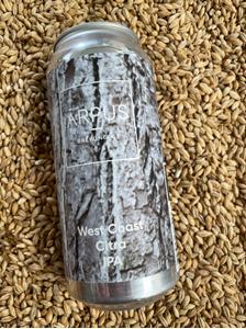 West Coast Citra - IPA - Ārpus Brewing