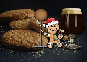Ginger Cookie Junkie Julebryg 2021 - 25 L. Kit
