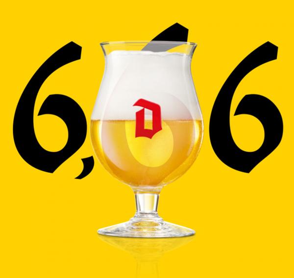 Duvel 666 - Blond - Duvel