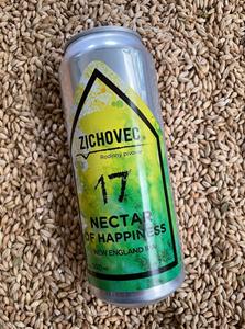 Nectar Of Happiness 17 - NEIPA - Rodinný Pivovar Zichovec