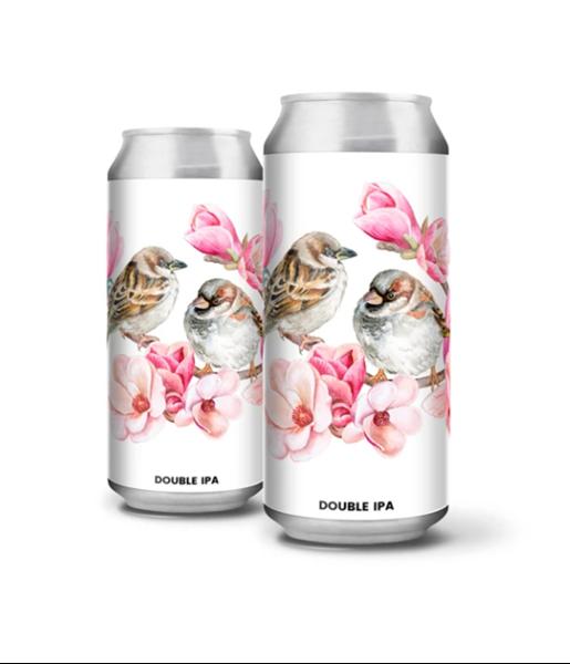 Sparrows - DIPA - Alefarm Brewing
