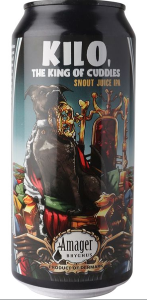 Kilo The King Of Cuddles - IPA - Amager Bryghus