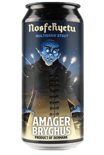 Nosferyetu - Multigrain Stout - Amager Bryghus