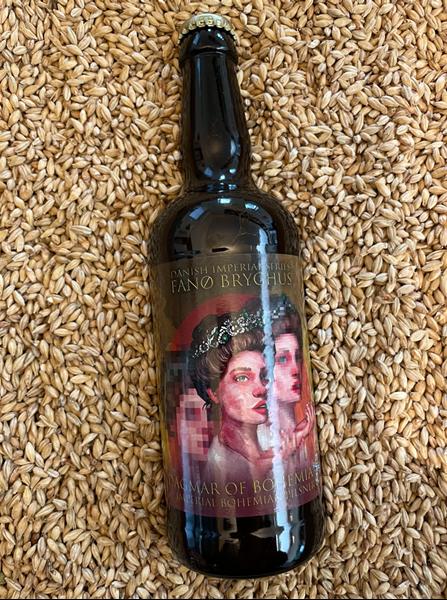 Dagmar Of Bohemia - Imperial Pilsner - Fanø Bryghus